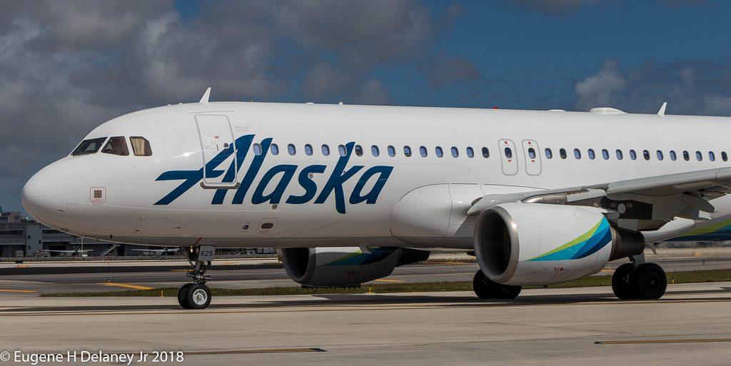 Alaska Airlines, N625VA, 2006 Airbus A320-214, MSN 2800