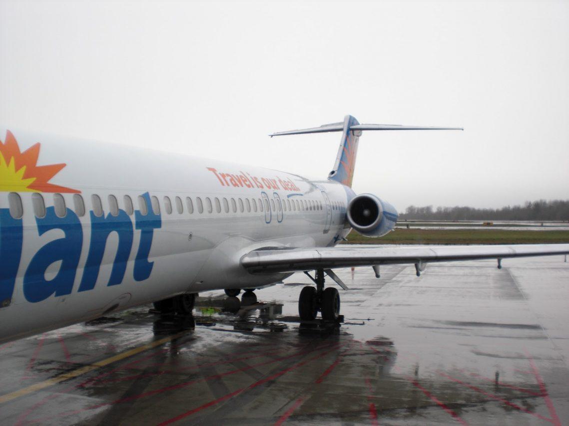 "1985 McDonnell Douglas MD-83, c:n 49385:1244, N429NV, ""429"", Allegiant Air"