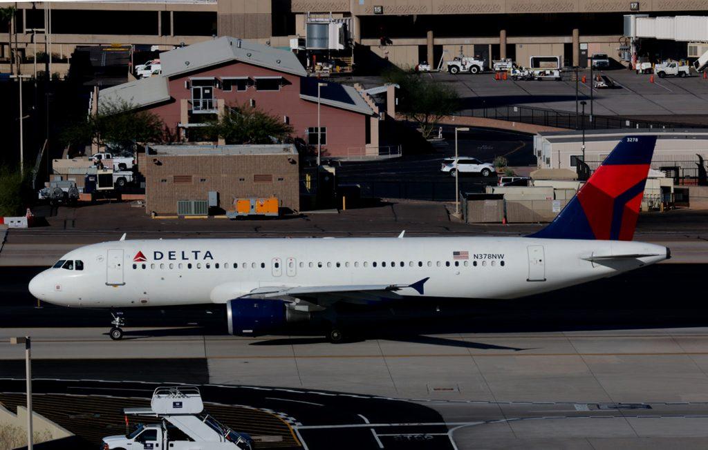 Airbus A320-212 (N378NW) Delta Air Lines Narrow Body Aircraft Fleet