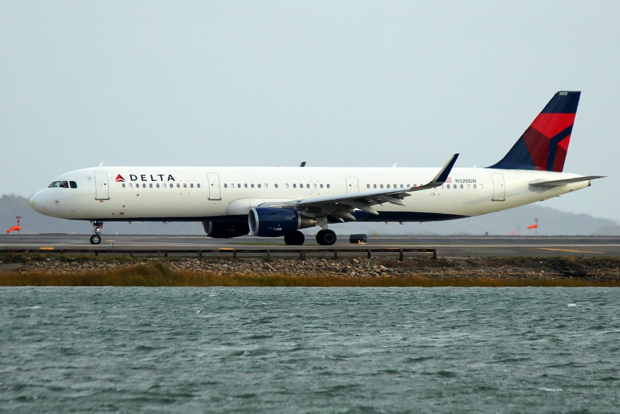 Airbus A321-211SL Delta Air Lines F-WZMB, N320DN (MSN 7546)