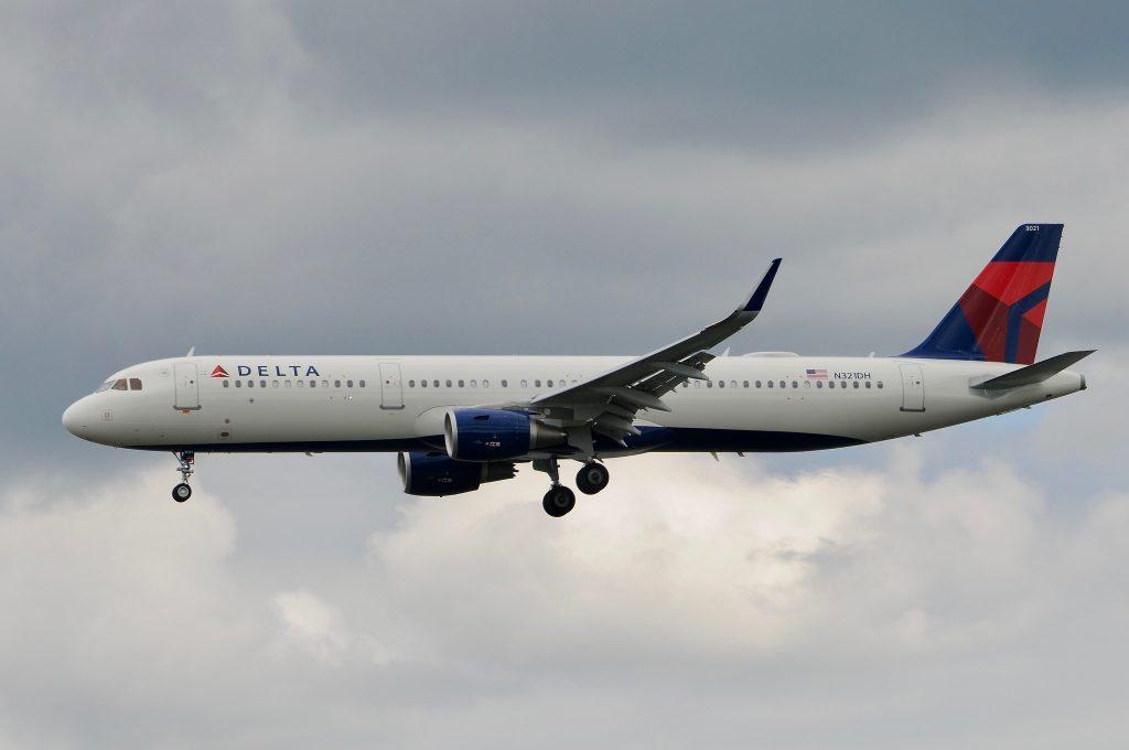 Airbus A321-211SL, Delta Air Lines, F-WZMD, N321DH (MSN 7592)