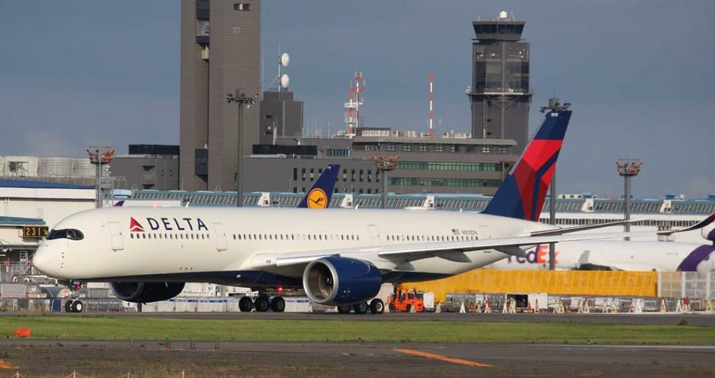 Airbus A350-900 (N510DN) Delta Air Lines Wide Body Aircraft Fleet Photos