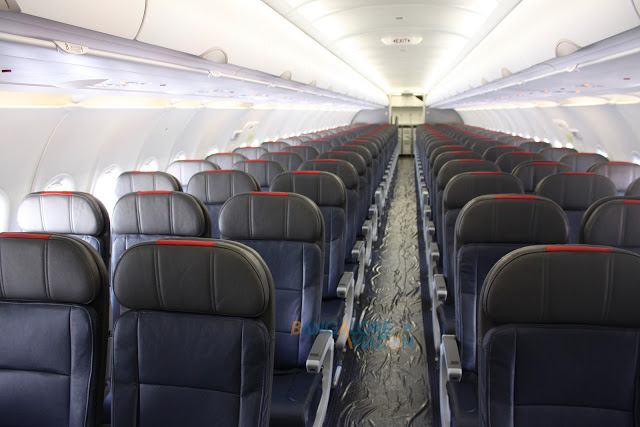 American Airlines Airbus A319-100 Seats Configuration Photos