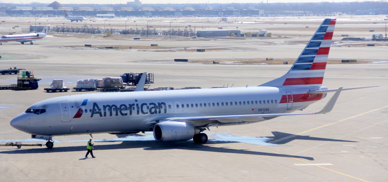 American Airlines Airbus A321-200 Aircraft Flight Report Review