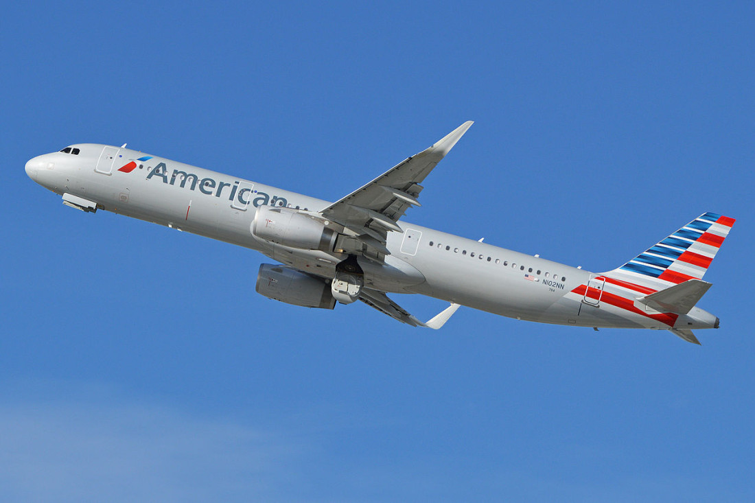 American Airlines Airbus A321-200 Aircraft Photos
