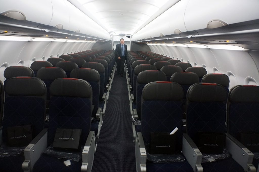 American Airlines Fleet Airbus A321-200 Details and ...