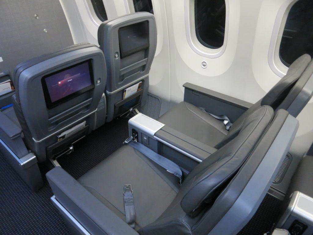 American Airlines Airbus A330-200 Premium Economy Seats