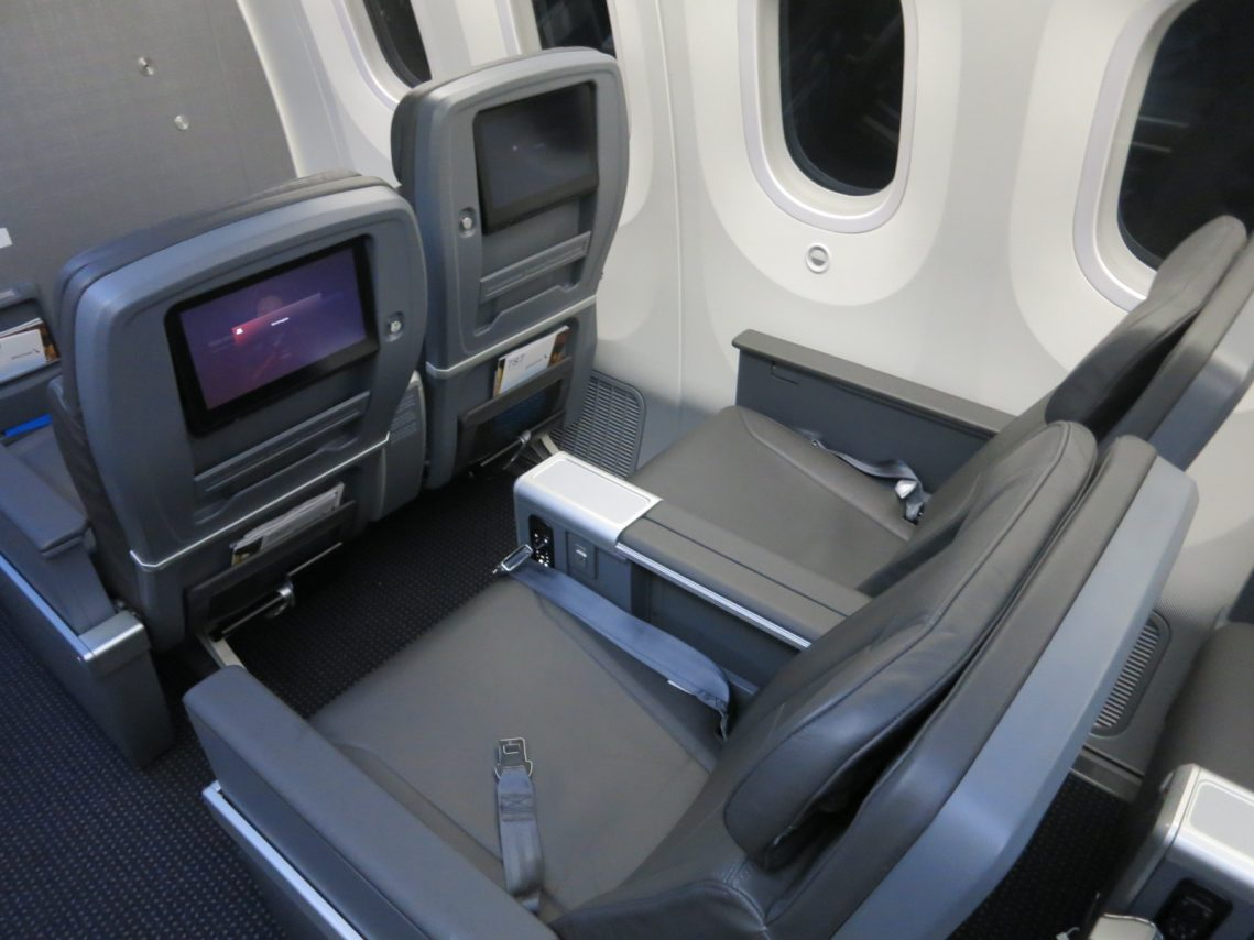 American Airlines Airbus A330 200 Premium Economy Seats