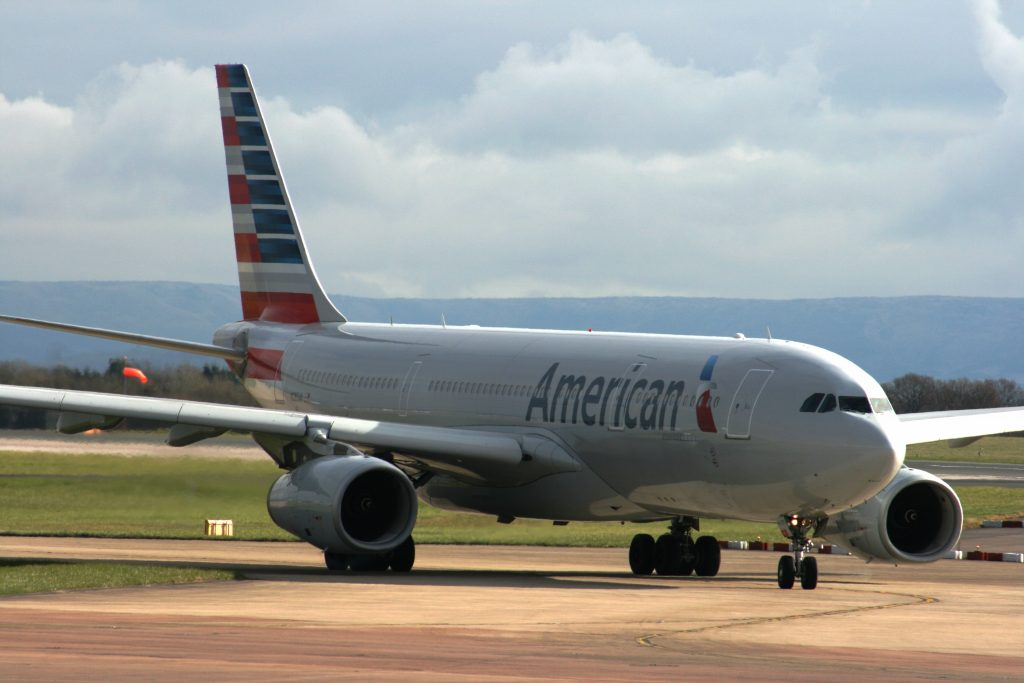 American Airlines, Airbus A330-243, N285AY