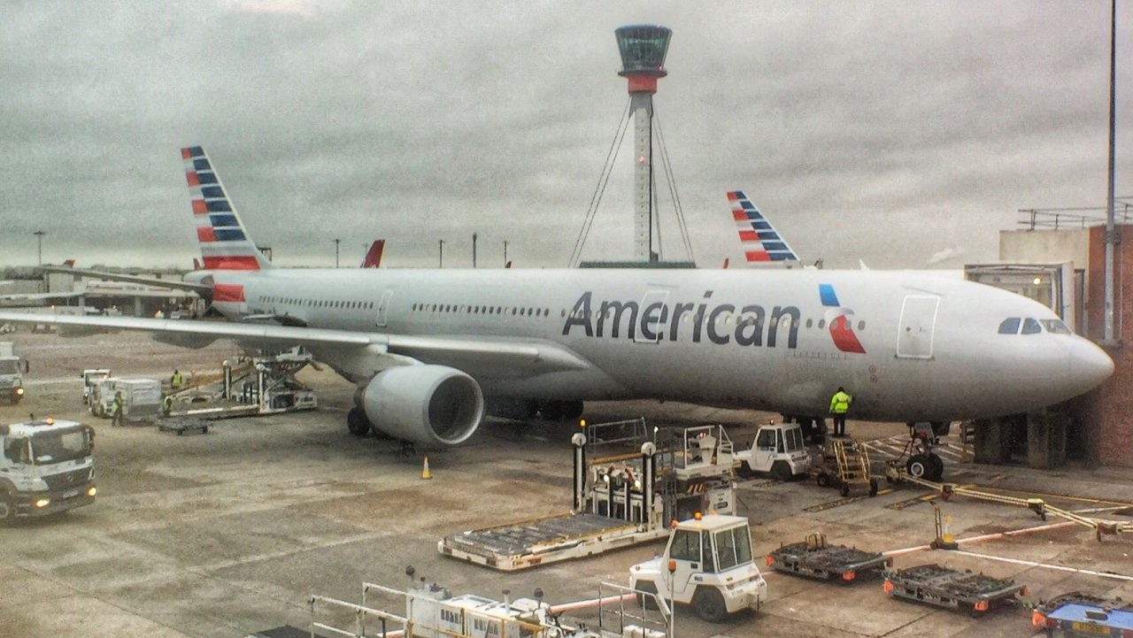 American Airlines Airbus A330-300 Business & First Class