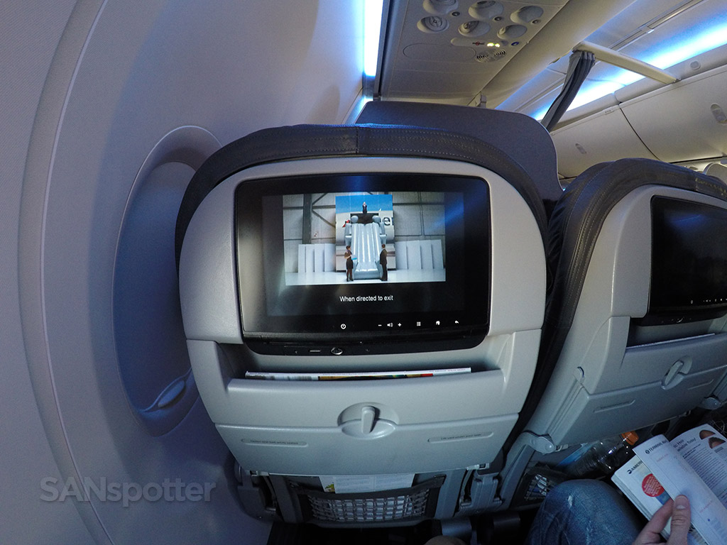 American Airlines 737-800 Main Cabin Extra Premium Economy Seats @SANspotter