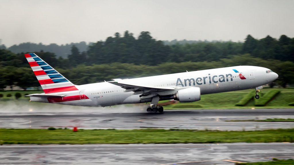 American Airlines Boeing 777-200ER - N798EN | Tokyo - Narita International Airport ( NRT : RJAA )