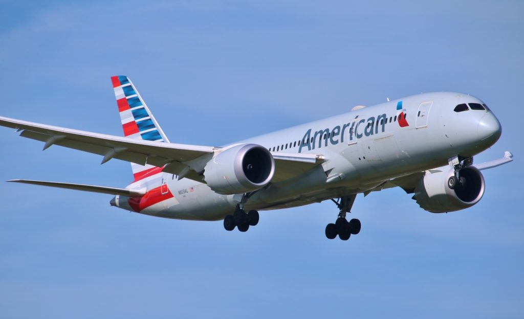 American Airlines Boeing 787-8 Dreamliner N803AL Aircraft Photos