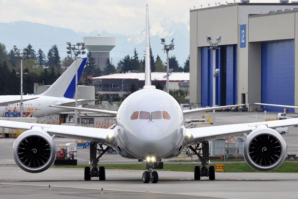 American Airlines, Boeing 787-8 Dreamliner, N805AN - PAE