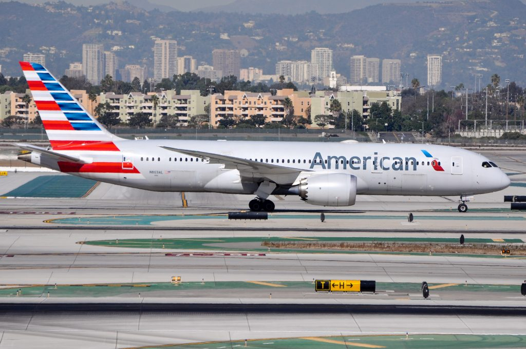 American Airlines Boeing 787-8 (N803AL) Photos
