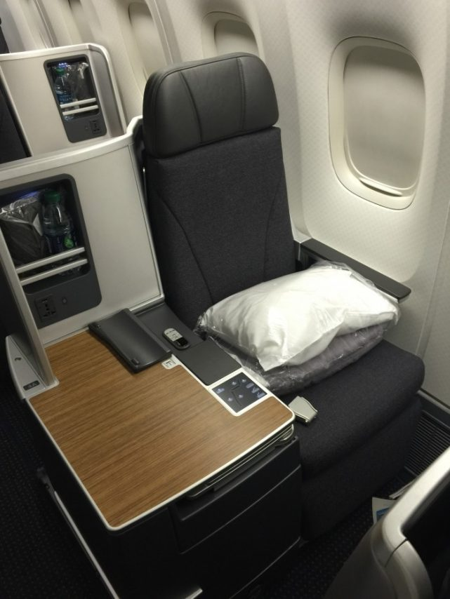 American Airlines Business Class Seats Boeing 767-300