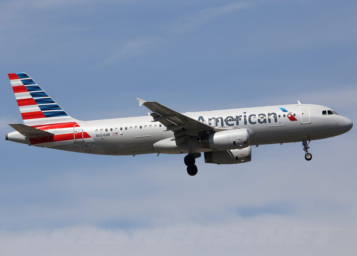 American Airlines Fleet Airbus A320-200 Photos
