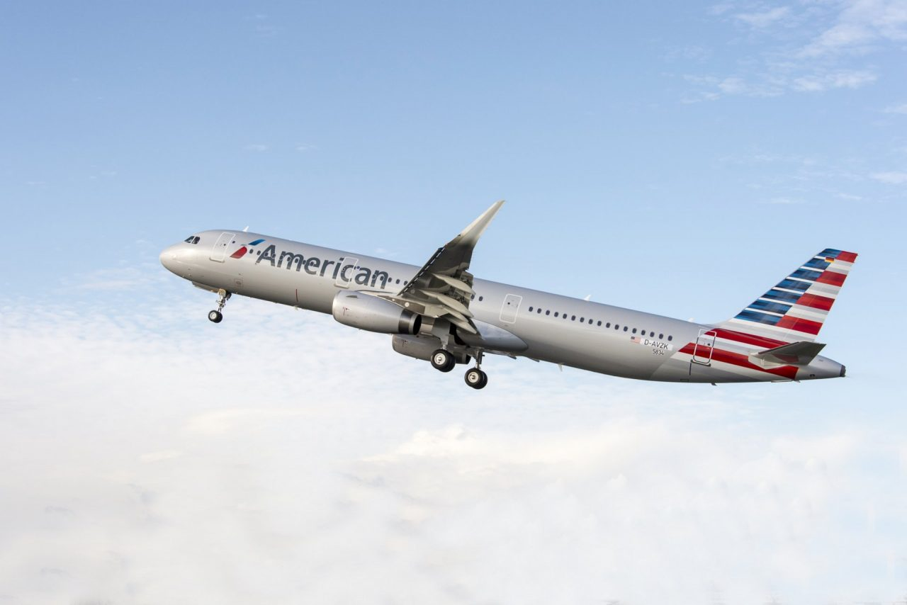 American Airlines Fleet Airbus A321-200 Photos