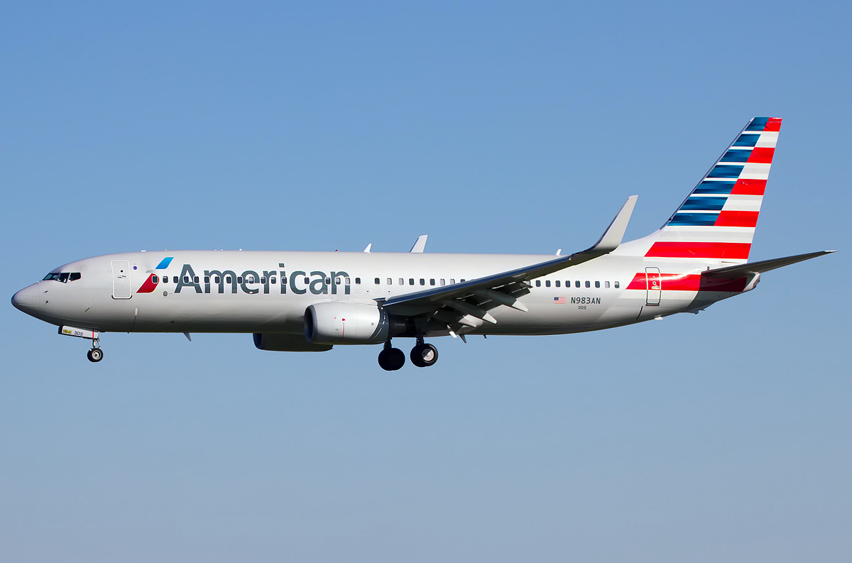 American Airlines Fleet Boeing 737-800 Photos