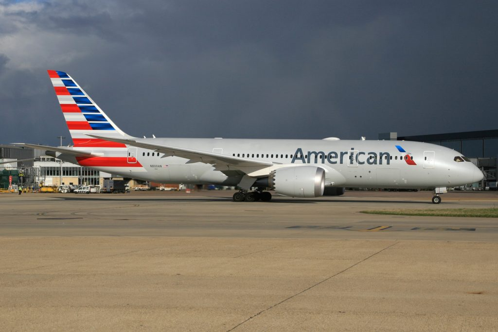 American Airlines Fleet Boeing 787-8 (N800AN) Photos