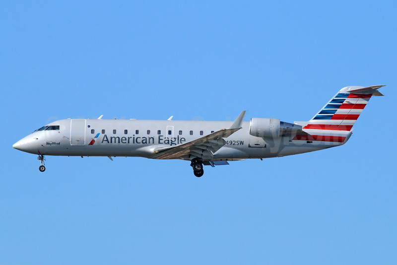 American Eagle Airlines (2nd)-SkyWest Airlines Bombardier CRJ200