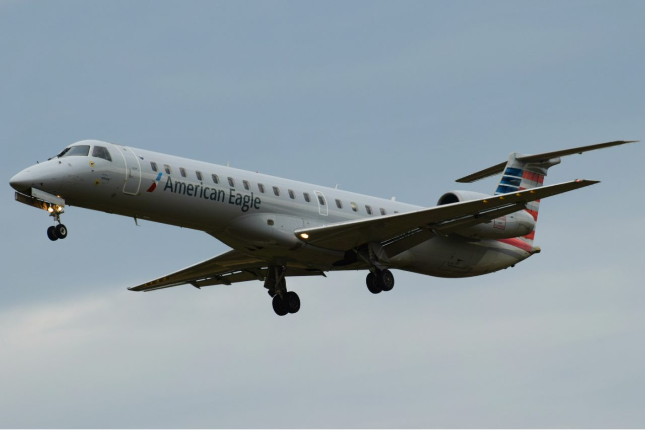 American Eagle (Envoy Air) Embraer EJR-145:LR N663AR Photos