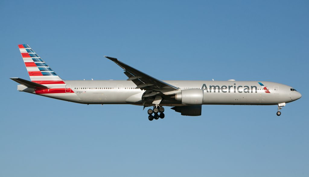 Boeing 777-323(ER) (N736AT)— American Airlines Aircraft