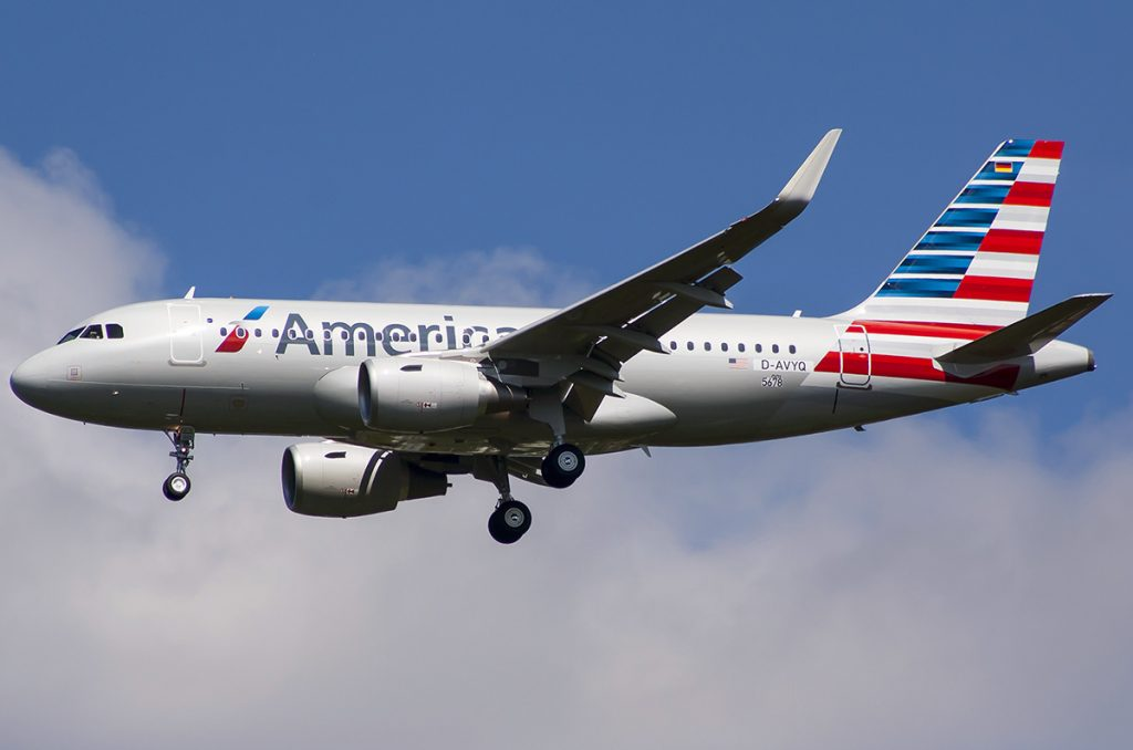 D-AVYQ American Airlines Airbus A319-112wl photos