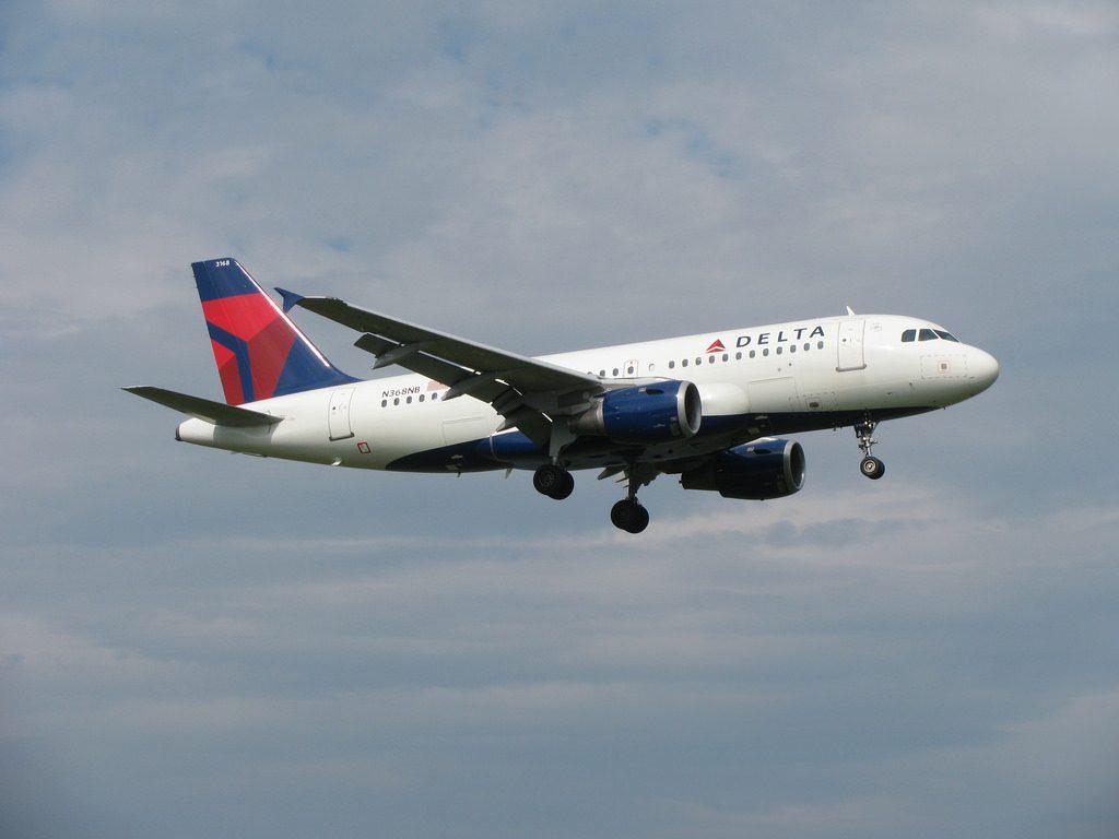 Delta Air Lines Airbus A319-100 N368NB Reagan National Airport