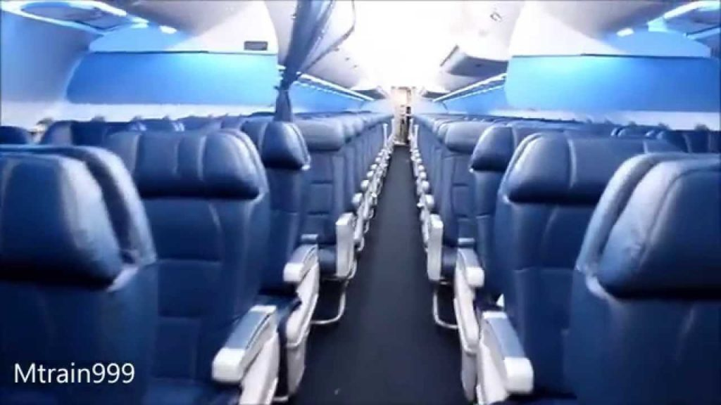 Delta Air Lines Airbus A320-200 Economy Comfort+ Cabin Seats Configuration Photos