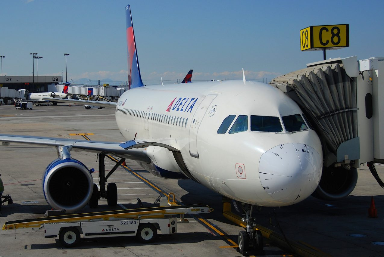 Delta Air Lines Airbus A320-212 N362NW at Salt Lake City International Airport (SLC)