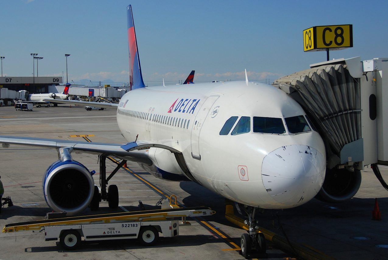 Delta Air Lines Airbus A320-212 N362NW at Salt Lake City International Airport (SLC)