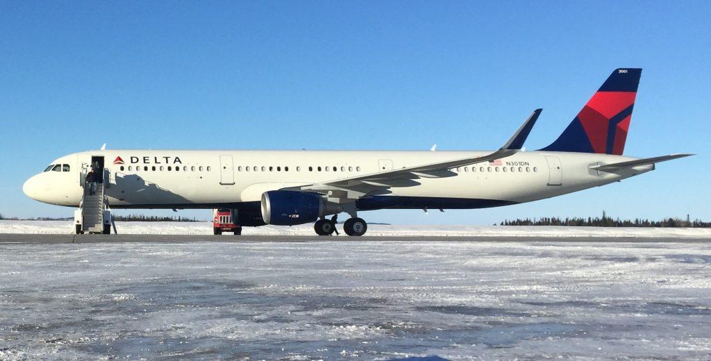 Delta Air Lines Airbus A321-200 N201DN New Aircraft Photos