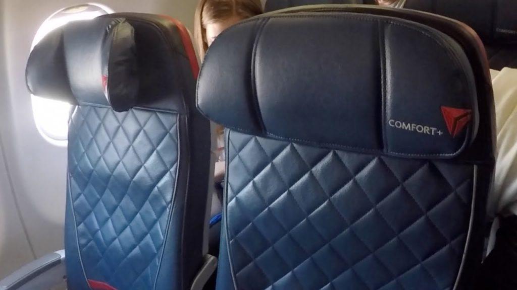 Delta Air Lines Airbus A330-300 Premium Economy (Comfort+) Seats Photos