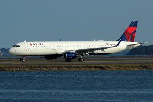 Delta Air Lines Aircraft Airbus A321-211SL F-WZMJ N325DN (MSN 7709)