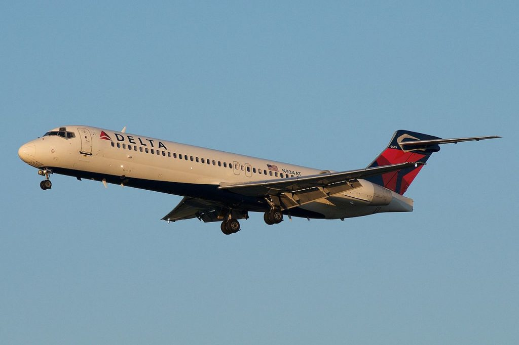 Delta Air Lines Boeing 717-200 N934AT YYZ Toronto Pearson International Airport