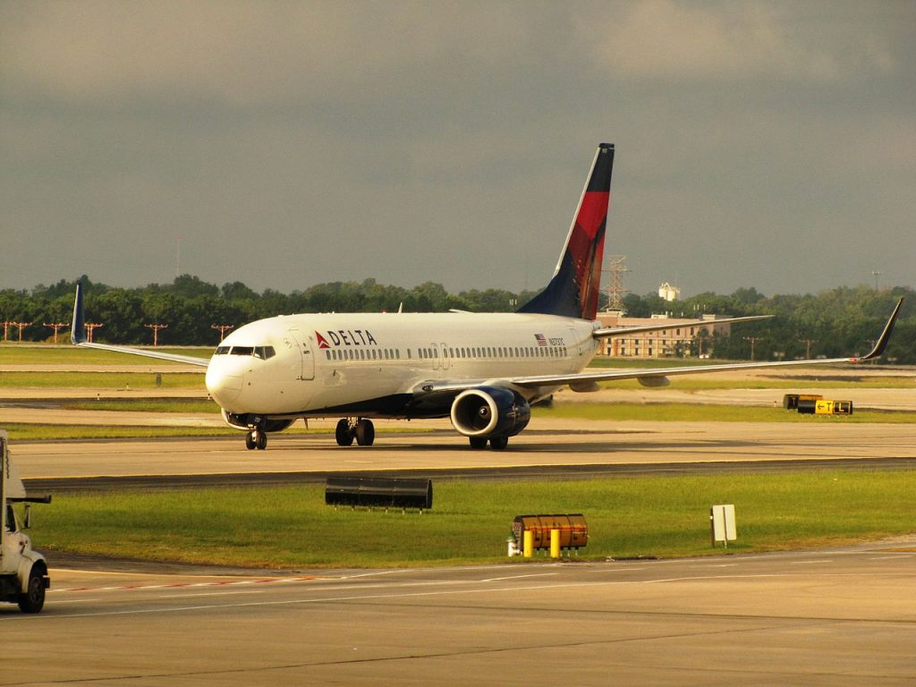 Delta Air Lines Boeing 737-800 N3737C at Hartsfield-Jackson Atlanta International Airport