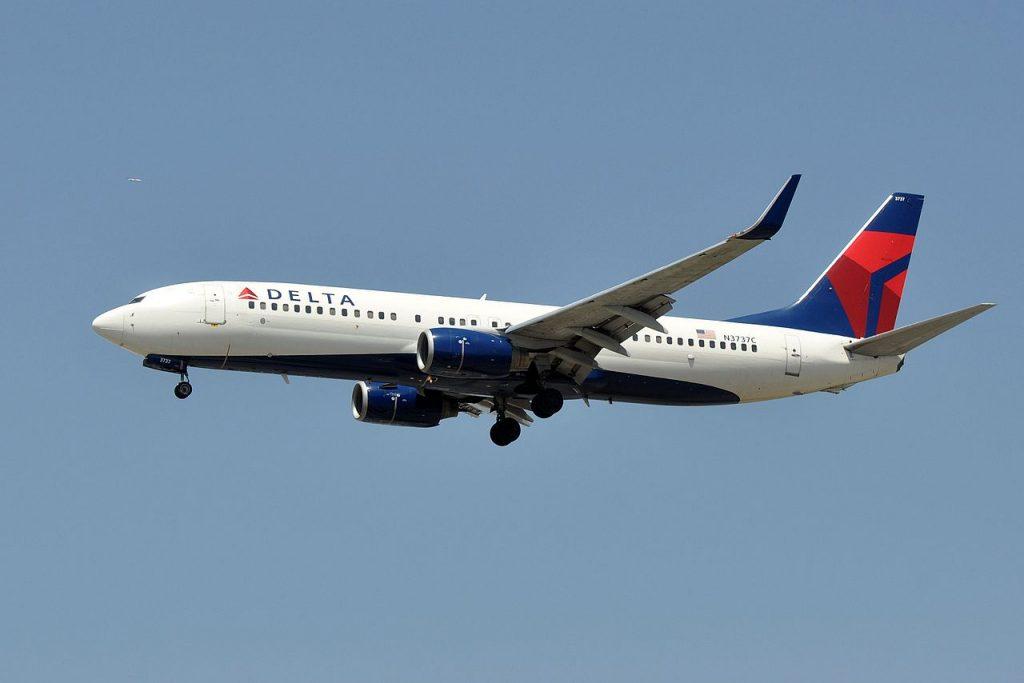 Delta Air Lines, Boeing 737-832(WL), N3737C - LAX
