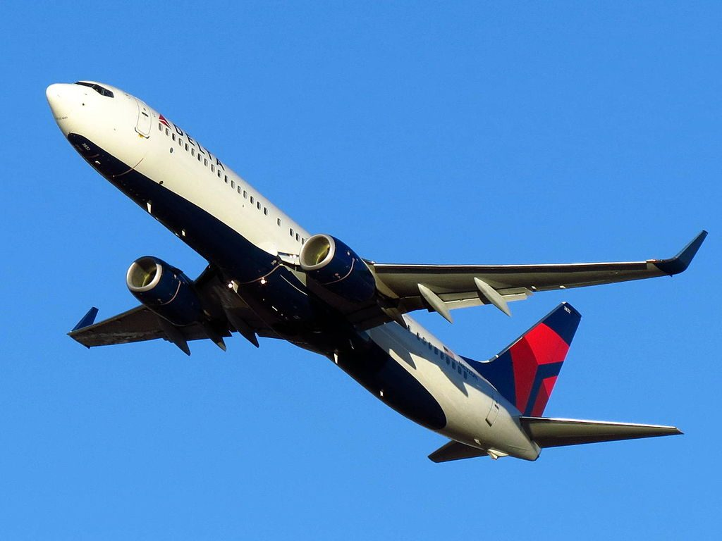 Delta Air Lines Boeing 737-900:ER N832DN Hartsfield-Jackson Atlanta International Airport