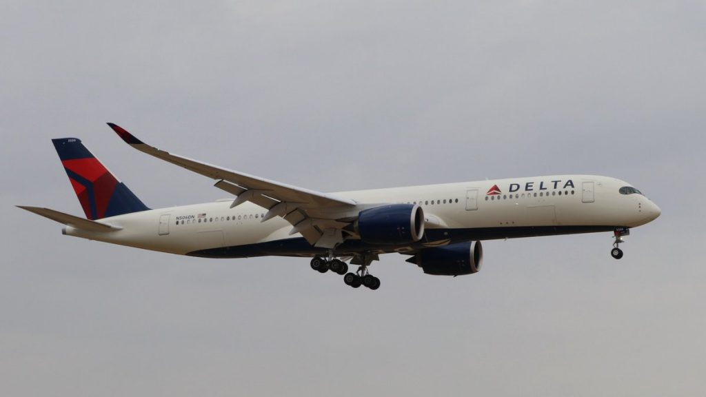 Delta Air Lines Fleet Airbus A350-900 N506DN Photos