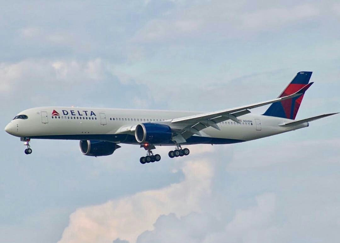 Delta Air Lines Airbus A350-900 Details and Pictures