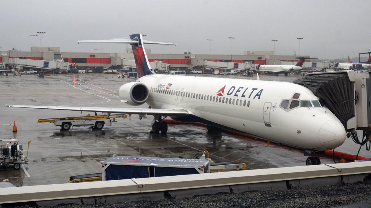 Delta Air Lines Fleet Boeing 717-200 [N991AT] Routes Roanoke - Atlanta