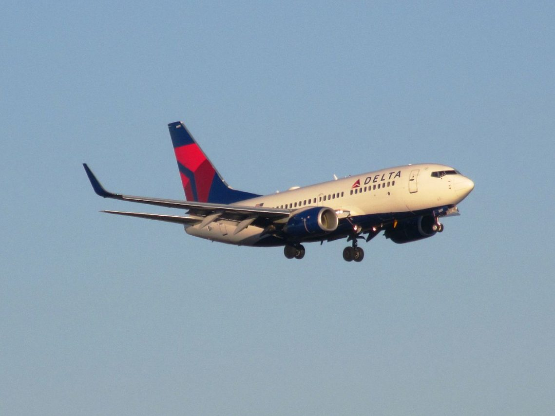 Delta Air Lines Fleet Boeing 737-700 N301DQ Hartsfield-Jackson Atlanta International Airport