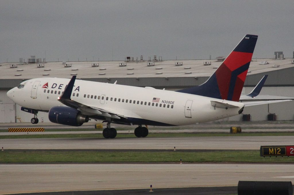 Delta Air Lines Fleet Boeing 737-700 N308DE At Hartsfield-Jackson Atlanta International Aircraft photos
