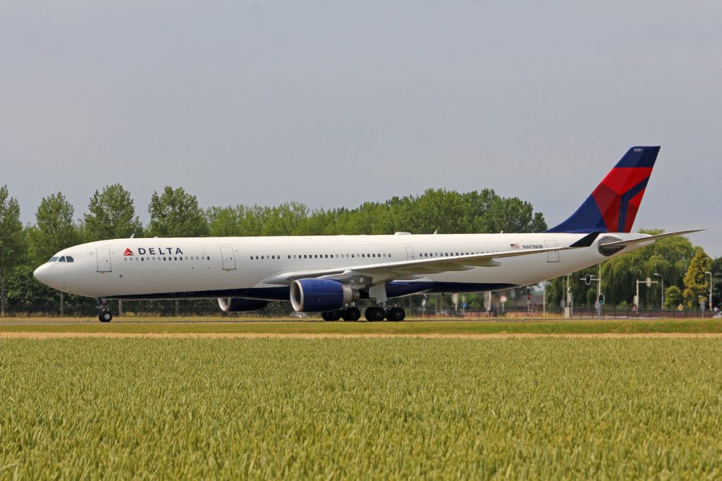 Delta Air Lines, N801NW, Airbus A330-323X, msn- 524 Photos