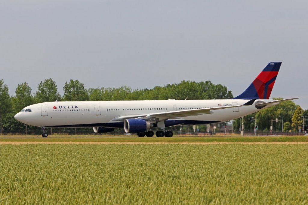 Delta Air Lines, N801NW, Airbus A330-323X, msn- 524 Photos