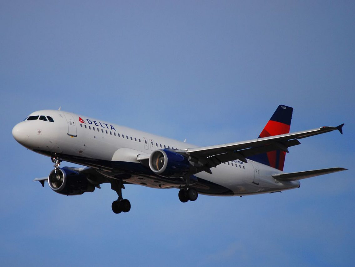 Delta Air Lines (Northwest Airlines) Airbus A320-212 N356NW Las Vegas - McCarran International (LAS : KLAS) USA - Nevada