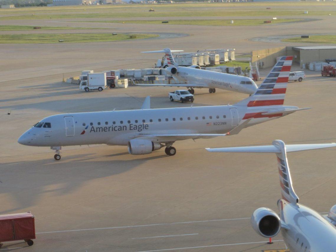 Embraer ERJ-175LR (ERJ-170-200 LR) N223NN American Eagle (Envoy Air) Photos