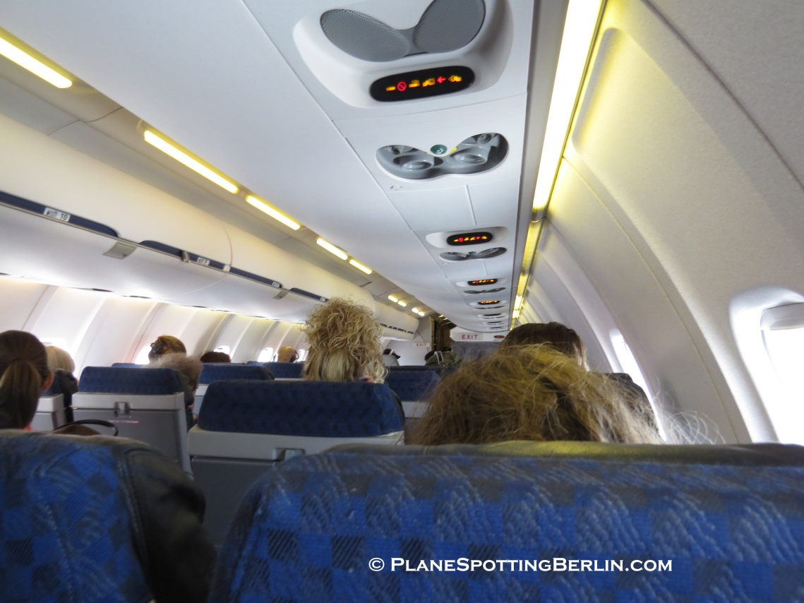 Main Cabin Extra American Eagle Airlines Bombardier CRJ-700 @PlaneSpottingBerlin.com