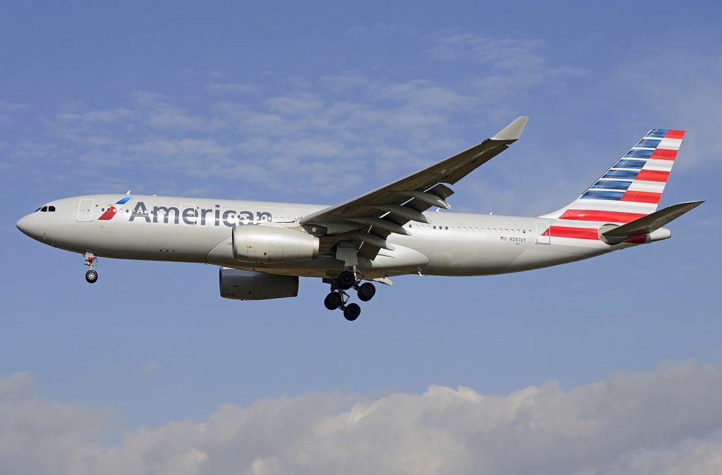 N287AY American Airlines Fleet Airbus A330-243